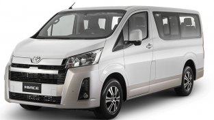 Toyota Grandia 2019 Philippines Review: Toyota Alphard affordable version