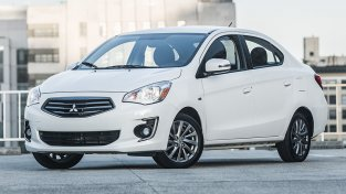 2018 Mitsubishi Mirage G4 Review: Reasonably priced sedan