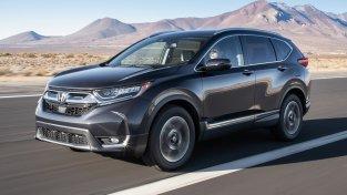 Honda CR-V 2019 Philippines: One of Honda highest-rated compact SUVs