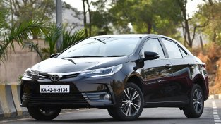 Toyota Corolla Altis 2017 Philippines: A range of safety technology is equipped