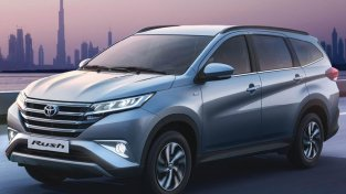 What are Toyota Rush problems in the Philippines?