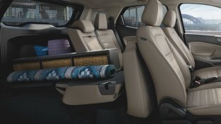 Ford Ecosport Interior Review: A Position Of Comfort And Safety