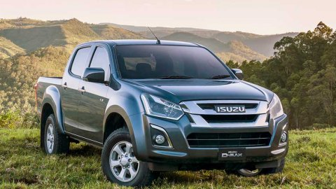 Isuzu D-Max 2017 Philippines: Great truck apart from minor issues