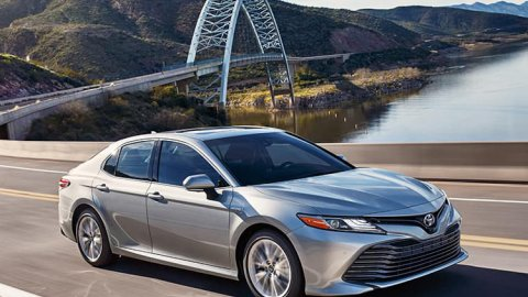Toyota Camry 2019 Philippines: As cool as you expect