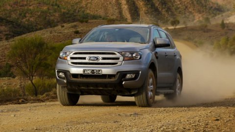 2017 Ford Everest Ambiente - How does it mark the return of the PPVs wave?