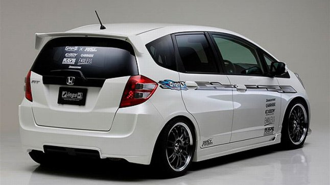 Honda Jazz Modified - How To Push More Power In Your Car